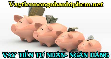 Vay tiền mặt tư nhân ngân hàng không thế chấp, không thẩm định